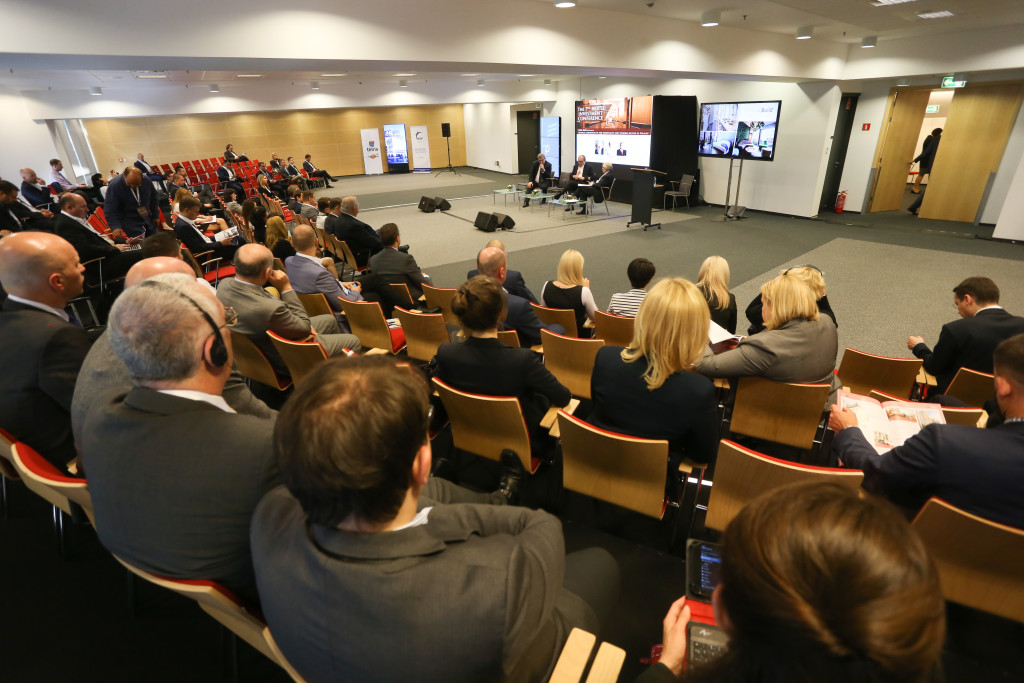 The latest Eurobuild hotel conference – and another success!The latest Eurobuild hotel conference – and another success!
