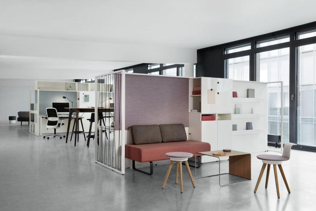 Innovative office design as a way to success.