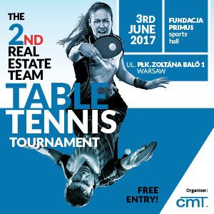 The 2nd Real Estate Team Table Tennis Tournament