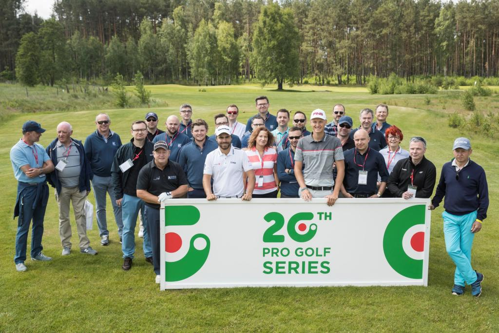 Canon Polska has joined the partners of the 16th Golf Tournament Eurobuild CEE