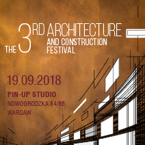 The 3rd Architecture and Construction Festival