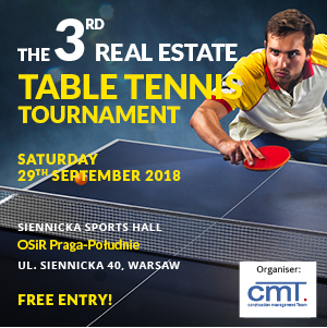 The 3rd Real Estate Table Tennis Tournament