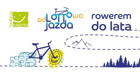 Support the Iskierka foundation while you pedal away