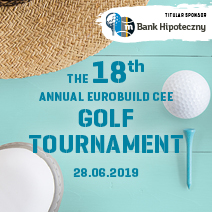 The 18th Eurobuild CEE  Golf Tournament