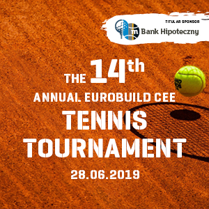 The 14th Annual Eurobuild CEE Tennis Tournament