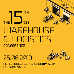 The 15th CEE Warehouse & Logistics Conference