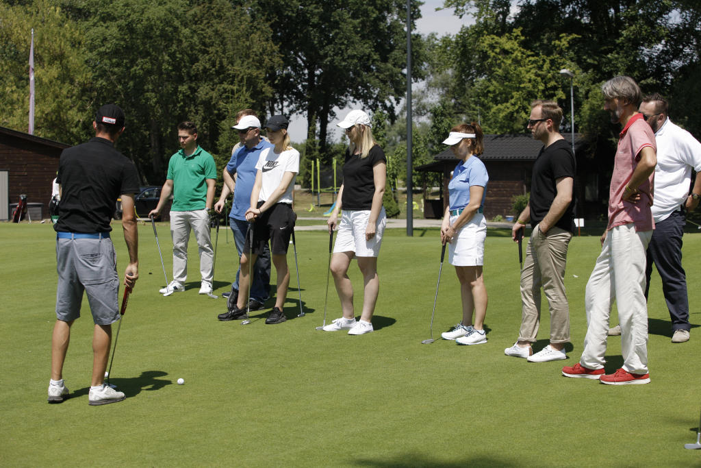 Register now for the Eurobuild CEE Golf Academy!