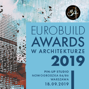 Eurobuild Awards w Architekturze