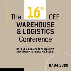 The 16th CEE Warehouse & Logistics Conference