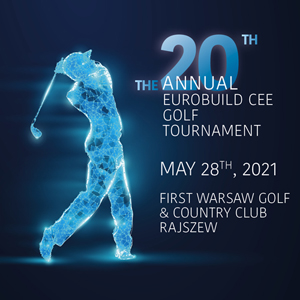 The 20th Annual Eurobuild CEE Golf Tournament