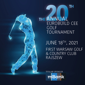 The 20th Annulal Eurobuild CEE Golf Tournament