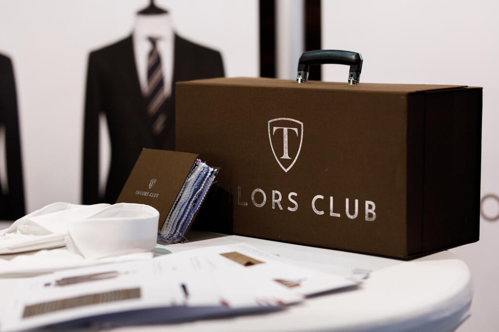 Tailors Club – the perfect tennis partner